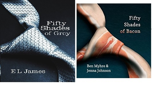 50 shades covers