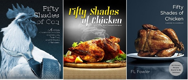 50 shades of cock covers