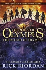 Blood of Olympus