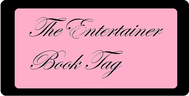 The Entertainer Book Tag