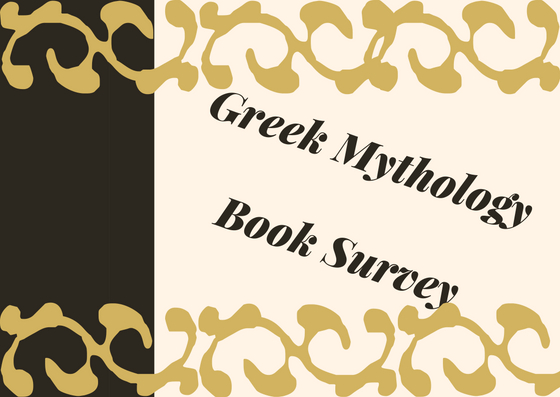 Greek mythology book survey