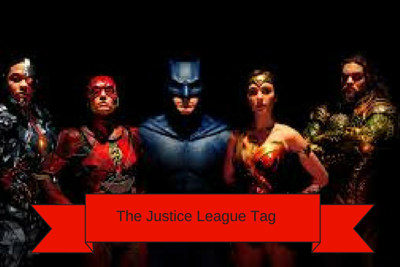 Justice League Tag