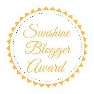 sunshine blogger award 02