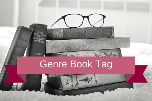 Genre Book Tag