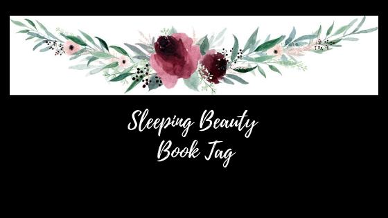 TAG_ SLEEPING BEAUTY BOOK TAG
