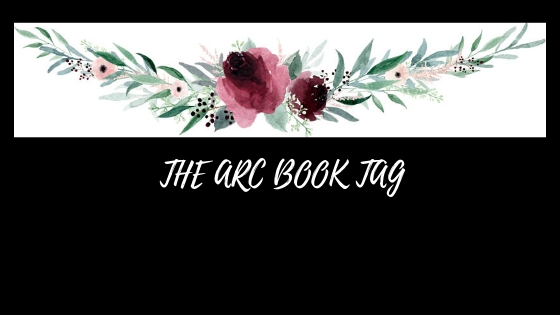 TAG_ THE ARC BOOK TAG